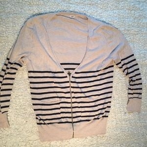 J. Crew Sweaters - J. Crew Striped Cardigan